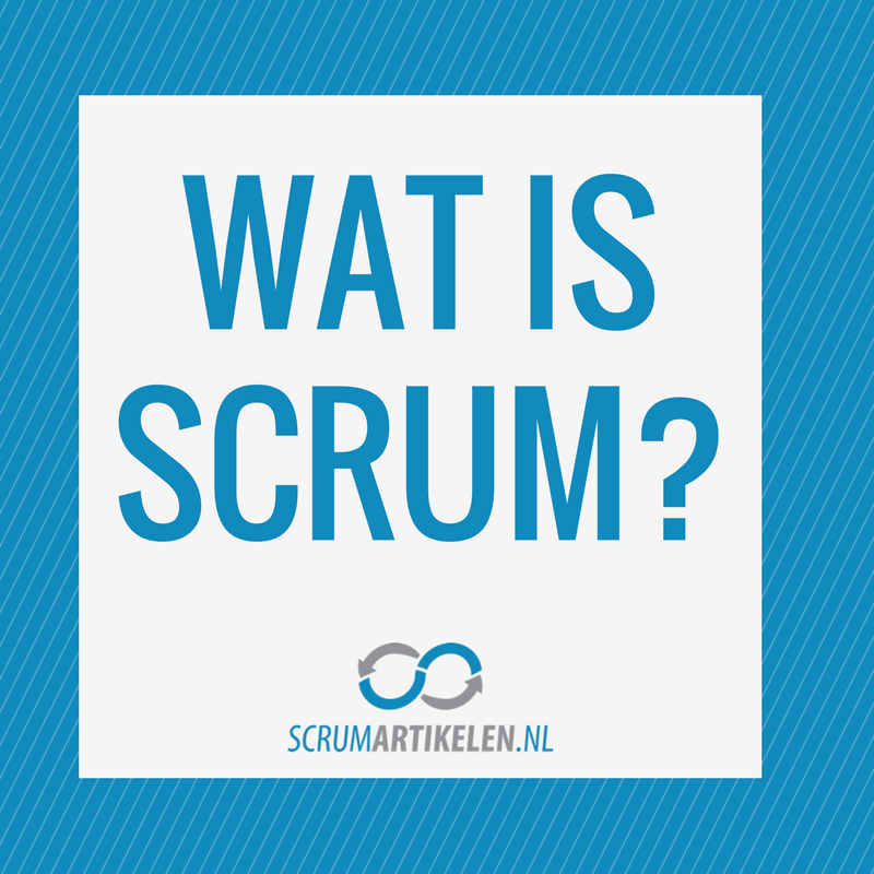 Wat is Scrum?