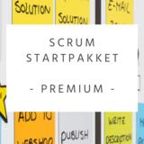 Scrum Board startpakket Premium