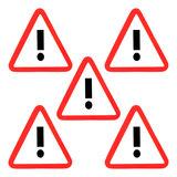 Whiteboard Magneten uitroepteken Impediment