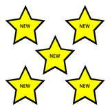 Whiteboard Magnets NEW Star