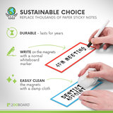 2DOBOARD Sustainable Title Magnets