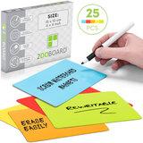 25 Herschrijfbare Magneten Scrum Medium - Magneet - Scrumbord - Scrumboard