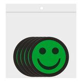 Smiley Magneet 2,5 cm Zakje