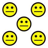 Scrum Smiley Magneten Geel 2,5 cm