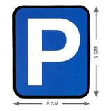Scrum Parkeervak Magneet Maat