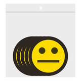 Scrum Smiley Magneten 2,5 cm zakje