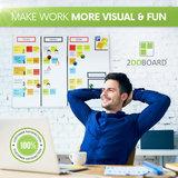 2DOBOARD Make work more visual & Fun