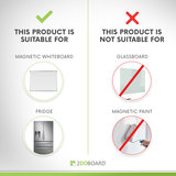 2DOBOARD Magnets suitable for