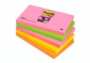 Post-it 3M Super Sticky 76x127mm